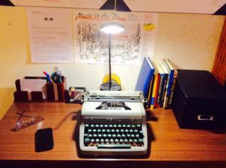 Spudstypewriter